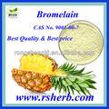 Abacaxi enzimas bromelina, bromelina atividade 3000gdu/g