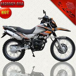 200cc dirt bike for sale/ hot sale in Russia