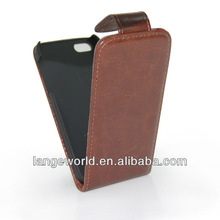 New deluxe leather pouch sleeve skin case cover for apple iphone 5G ,we are manufacture in guangzhou