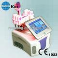 Lipo laser& rf fracionário 2 em 1 sistema beleza cuidados com a pele