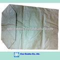 pp de color marrón de papel kraft bolsas para carbón vegetal