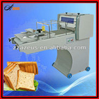 0.75 kw, High speed and low noise dough moulder/ toast moulder