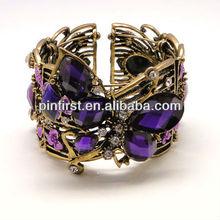 Fresh Flower Bracelet Magnetic Crystal Bracelets 2013 New Popular Bracelet