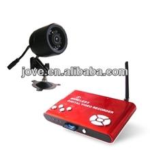 2.4ghz 12v wireless high focus cctv camera