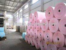 Carbonless ncr paper image multiplier