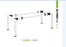 Guangzhou office furniture manufacturer square metal desk legs