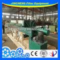 industrial de tratamiento de aguas residuales de cámara del filtro prensa