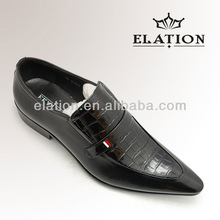 JD 515-4 Fashion man leather shoe does not have plastic adjustable shoe trees
