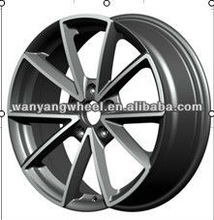 17 inch car alloy wheel for Modified car