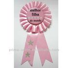 Customized Award Ribbon Rosette For Party