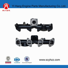 Auto diesel engine spare part manufacturer turbo exhaust manifold for Dongfeng/JAC pickup truck
