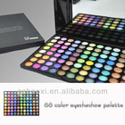 kiss beauty OEM cosmetic 88 color eye shadow palette makeup for wholesale
