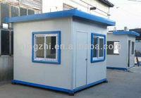 prefab sentry box