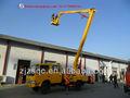 Camion nacelle 12m/haute- altitude truck