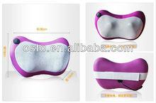 3D breathable air mesh S shape adult massage pillow