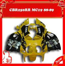 Fairing CBR250RR Motorcycle Fairings CBR250 MC19 88 89 1988 1989 ABS Bodywork Bodypart