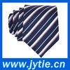 Purple Stripe Necktie For Business
