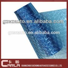 3D texture car light protective film headlight vinyl foil light wrap film