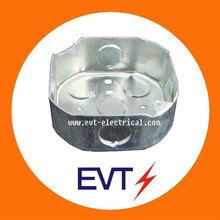 UL Standard High Quality EMT Steel Conduit Box