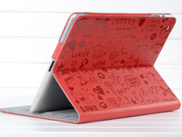 cartoon case for ipad 2,leather case for ipad,leather case for ipad 4