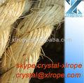 30mm-40mm fibra naturale corda sisal per industria petrolifera