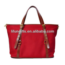 2014 Green Fashion canvas cotton tote bags