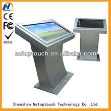 Touch screen kiosk provider
