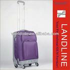 luggage purple,eva,spinner