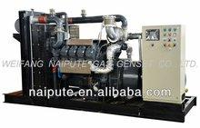 biogas /natural gas generator price 10kW-300kW
