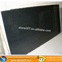 Natural Black Granite Big Slabs