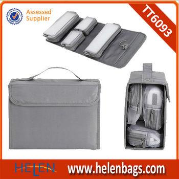 Hanging Toiletry Travel Bag Organizer