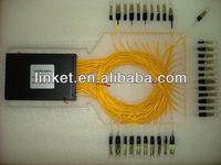 Fiber Network 1*32 Fiber Optical PLC Splitter