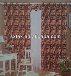 Latest Designer Curtain Patterns With jacquard Characteristics