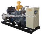 wood fired generator (120kW,Deutz,chp system)