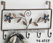 Flower style Over-the-door Hanger
