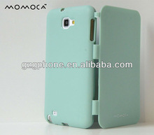 newest design tpu flap cover case for for samsung galaxy note i9220