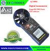 AZ 8903 Anemometer/Remote Fan Air Flow Meter /Handheld RS232 Output Anemometer 80~5900 ft/min