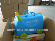 Cheapest at all,Plastic Baby Suitcase,Luggage bag Trolley Kid,School Bag