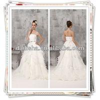 Best sale high waist maternity corset formal bridal dress wedding gown F333