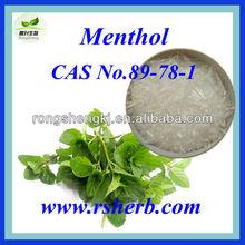 GMP Factory High Quality Natural Menthol