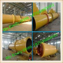 10-18t/h wood shaving Rotary Dryer, cheap Dryer for mining,sand,slag,vinasse 0086 18703680693
