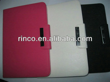 """Flip Style Leather Magnetic Hard Case Cover For Apple Ipad MINI 7""""tablet"""