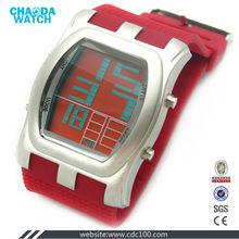 2013 digital watch red numbers