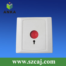 anti-theft key reset emergency button alarm
