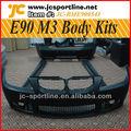 E90 M3 Kit de carrocería para BMW E90 parachoques Kit