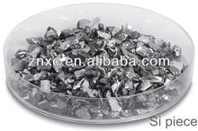 High purity silicon piece 6n silicon ingot
