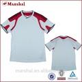 tailandia transpirable de calidad de grado ori uniforme de fútbol diseño de camiseta de fútbol