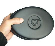 Oval hard eva case for Headphone