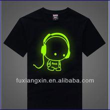 Jiangxi China Custom Led T-shirt
