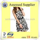 Casual Dresses women dresses new design chiffon dress